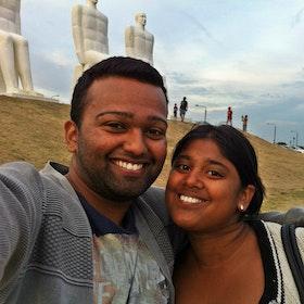 Kenny og Ankita
